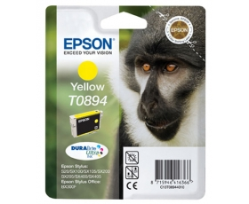 Epson T0894 Yellow Ink Cartridge 3.5-ml