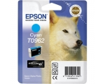 Epson T0962 Cyan Ink Cartridge 11.4-ml