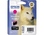 Epson T0963 Vivid Magenta Ink Cartridge 11.4-ml