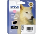 Epson T0966 Vivid Light Magenta Ink Cartridge 11..