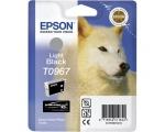 Epson T0967 Light Black Ink Cartridge 11.4-ml