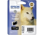 Epson T0969 Light Light Black Ink Cartridge 11.4..