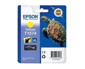 Epson T1574 Yellow Ink Cartridge 29.5-ml