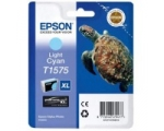 Epson T1575 Light Cyan Ink Cartridge 29.5-ml