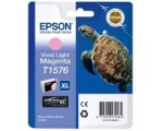 Epson T1576 Vivid Light Magenta Ink Cartridge 29..
