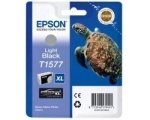 Epson T1577 Light Black Ink Cartridge 29.5-ml