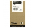 Matt Black T6118 110-ml
