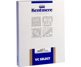 "KENTMERE VC SELECT RC 5"" x 7"" 25-shts"