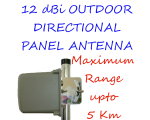 12 dBi Outdoor Directional Panel Antenna ,Long R..