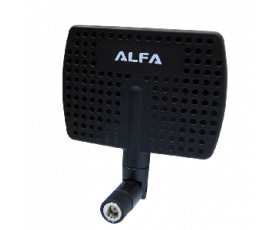 APA-M04 7 dBi Directional Panel Antenna RPSMA connector Alfa Network