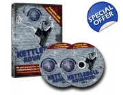 Kettlebell Advanced '2 Disc DVD' Set by Guy Noble