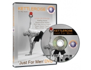 Kettlercise 'Just for Men' Kettlebell Work Out DVD