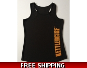 Kettlercise Performance Wear for Women - Vest Top