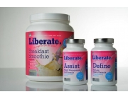 Liberate 'BREAKFAST SMOOTHIE SHAKE, ASSIST & DEFINE' – The ULTIMATE Weight Management & Fat Loss Package