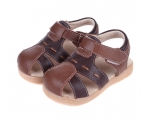 Tarmaced -  brown - Toddler Sandals