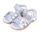 Wonderland  - silver - toddler - kid - shoes