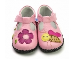 Honey - pink - baby shoes