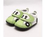 Beep Beep - Green - baby shoes
