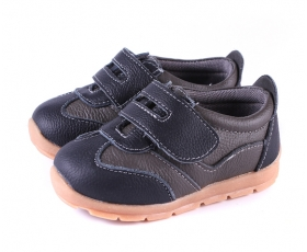Grasshopper - Black/Grey - toddler shoes