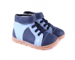 Anklebiters - Blue - toddler boots