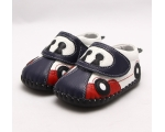 Beep Beep - Navy - baby shoes