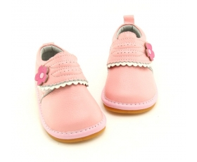 Charlotte - Pink - toddler shoes