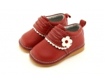 Charlotte - Red - toddler shoes