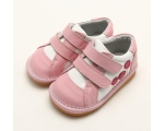 Poppy - Pink - toddler shoes