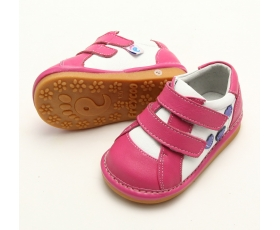 Poppy - hot pink - toddler shoes