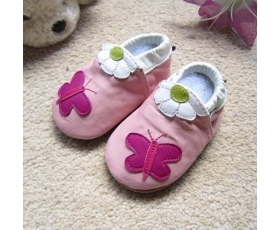 Patience - softies - baby shoes