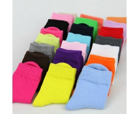 Socks - Cotton - 0-1 or 12-14cm