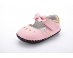 Princess - pink - baby shoes