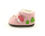 Tree Hunters - Pink - baby shoes
