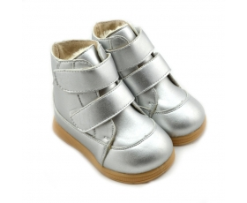 Toe Warmers - Silver - toddler boot