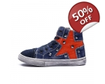 Jackson - Navy - kids shoes