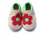 Flower - Softies - baby shoes