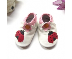 Ladybird - softies - baby shoes