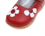 Blossom - red - toddler shoes - kids shoes