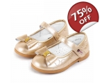 Love Me - Gold - kids shoes