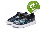 Tiger Lilly - Navy - kids shoes
