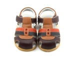 Ronan - Brown - Toddler Sandals