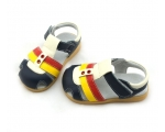 Ronan - Navy - Toddler Sandals