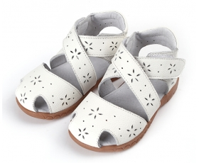 Seashell - white - toddler - kid - shoes