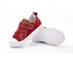 Poppers - Red - Toddler Shoes