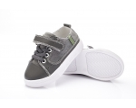Grayson - Grey - Toddler Shoes