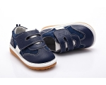 Dash - Navy - toddler shoes