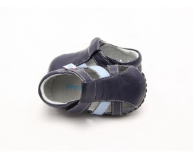 Sailor - Navy - baby shoes