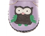 Morepork - Purple - baby shoes