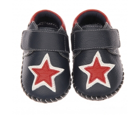 Stardom - navy - baby shoes