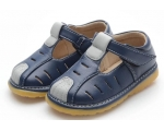Slater - Blue - toddler shoes